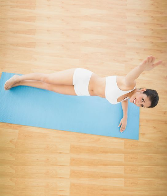 exercicios para chapar prancha lateral