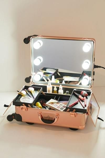 Best 12 Makeup Case With Lights For Travel In 2019 Makeup