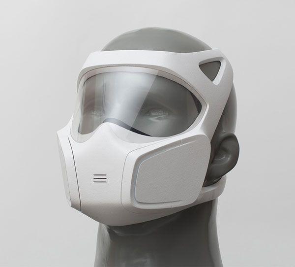 Gasmask. Product Design #productdesign