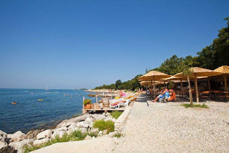 Afternoon relaxing time @ Camping Bijela Uvala #Porec #Croatia