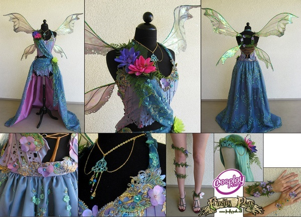 I found 'Waterlily Fairy by Lillyxandra' on Wish, check it out!