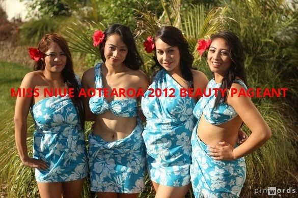 Who will be the next Miss Niue Aotearoa 2012?    A few beautiful contestants who are all descendants of Niue 'The Rock of Polynesia' will be competing for this year's beauty queen crown.     The finals will be held on Saturday 7th July at the Logan Campbell Centre at ASB Showgrounds Greenlane from 7pm – 12am.     http://www.eventfinder.co.nz/2012/miss-niue-aotearoa-pageant-2012/auckland/epsom