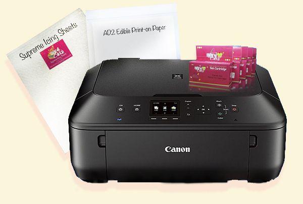 Canon Edible Image Cake Printer Kit