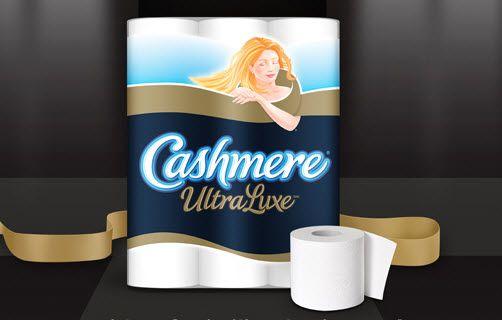 Nouveau coupon pour le papier hygiénique Cashmere UltraLuxe! - Quebec echantillons gratuits