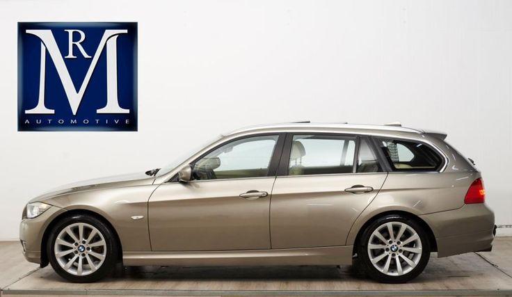 BMW 3-Serie Touring 320d AUT. 2011 58-PRG-   AutoTrack
