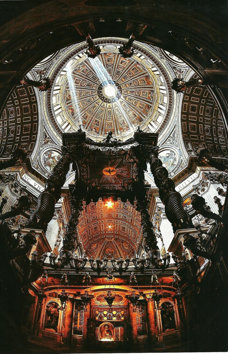 17 Best Images About Basilica St  Peter On Pinterest