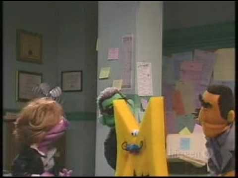 """Video: Sesame Street / Muppet Parody of Law & Order SVU: """"Law and Order Special Letters Unit"""""""
