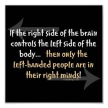 left handed quotes - Google Search