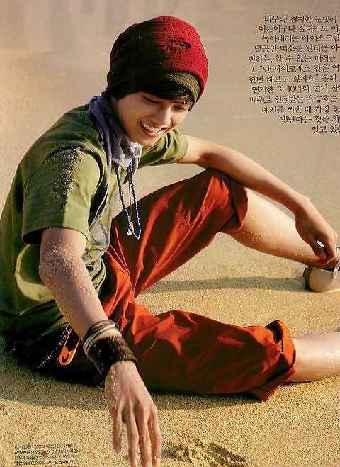 .Yoo Seung Hoo oppa dorawa Jebal. nega jinja saranghanda *I will wait until you from military