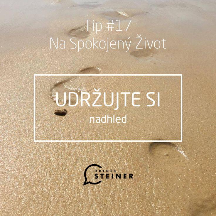 TIP #17 #TipyNaSpokojenyZivot