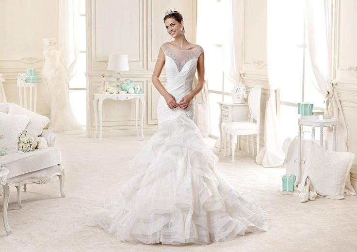 Wedding Dress Nicole  NIAB15101IV 2015