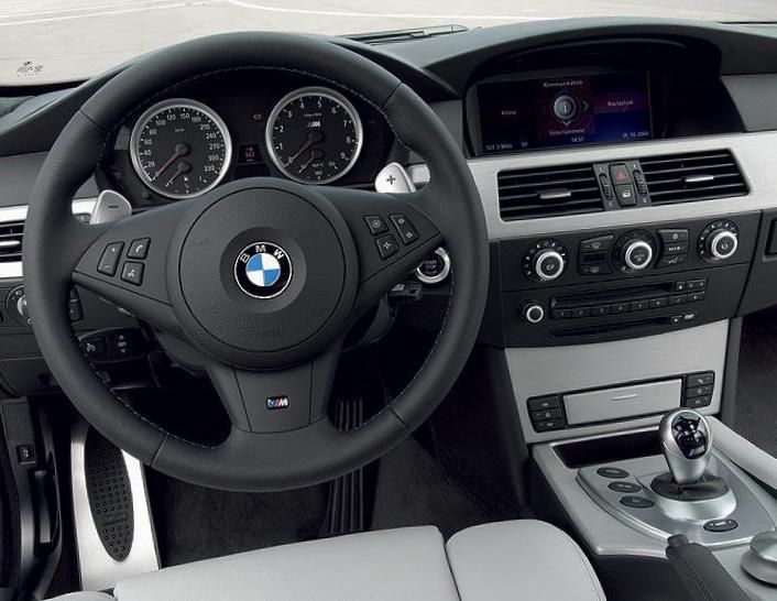 BMW M5 Touring (E61) price - http://autotras.com