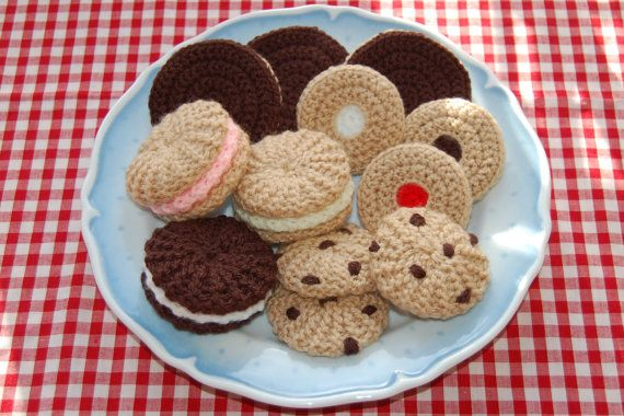 Knitting & Crochet Pattern for a Selection of von Bottletopboy