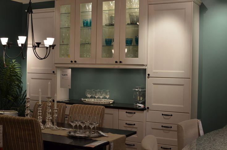 ikea dining room hutch   Dining Room Hutch - Ikea   Dining Rooms   Pinterest