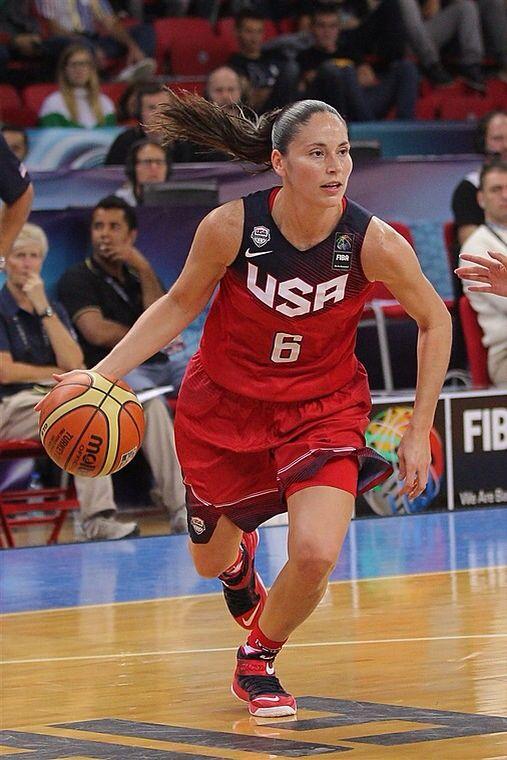 Sue Bird hard at work! 2014 FIBA World Championship ...