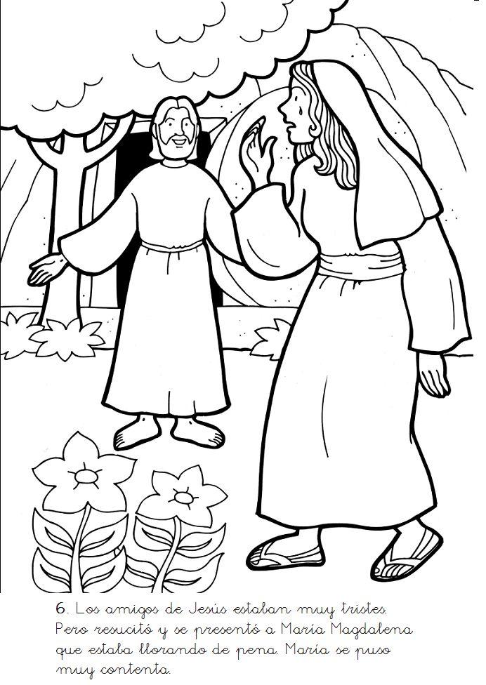 140 best Dibujos images on Pinterest  Bible stories Bible crafts