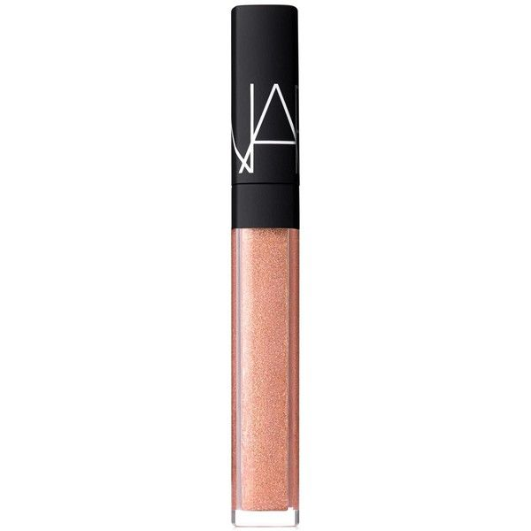 Nars Lip Gloss ($26) ❤ liked on Polyvore featuring beauty products, makeup, lip makeup, lip gloss, shiny lip gloss, lip shine, lip gloss makeup and glossier lip gloss