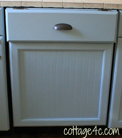 How To Build Kitchen Cabinets Cheap: 25+ Best Ideas About Dishwasher Cover On Pinterest