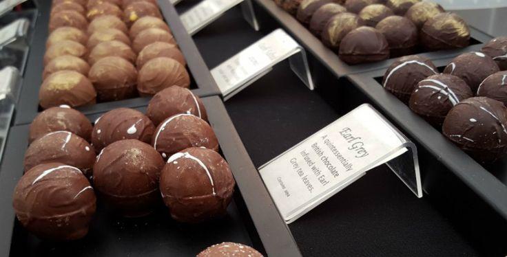 Taste Chocolate Event at Bristol Harbour Hotel