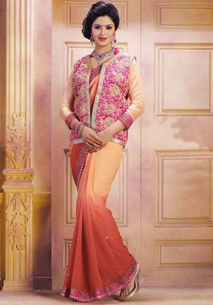 partyware saree - best partyware saree online shopping in india