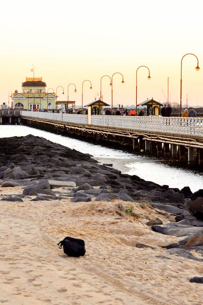 St. Kilda Pier (Melbourne, Australia)