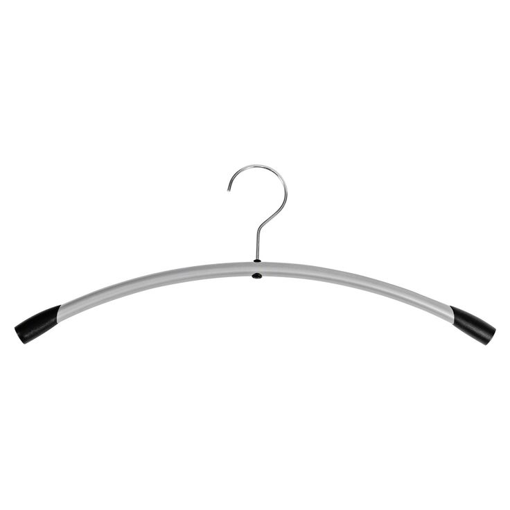 Metallic Coat Hanger