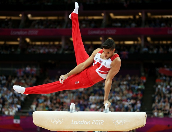 Louis Smith Photo - Olympics Day 9 - Gymnastics - Artistic. Add Around The Rings on www.Twitter.com/AroundTheRings & www.Facebook.com/AroundTheRings for the latest info on the #Olympics.