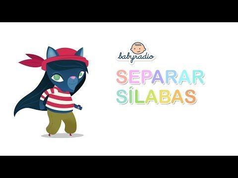 Aprende a separar sílabas con Panthy - YouTube