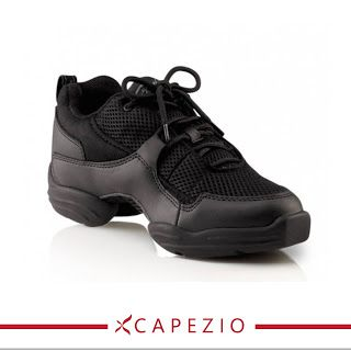 zapatos para bailar tipo tenis, sneakers capezio