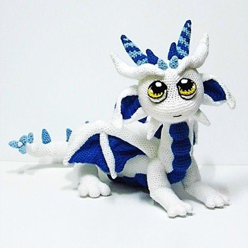 Patrón Bebé Dragón