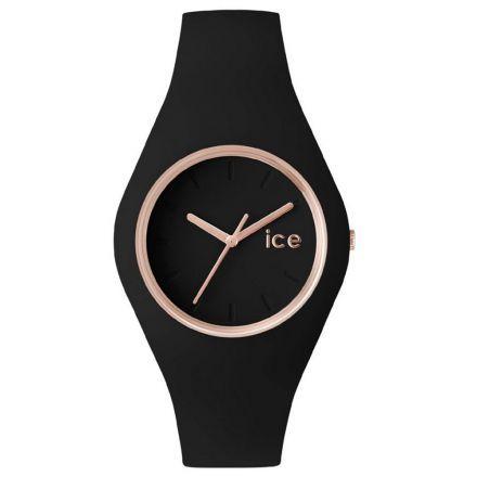 Montre Ice-Watch Glam / Black Rose Gold Unisex