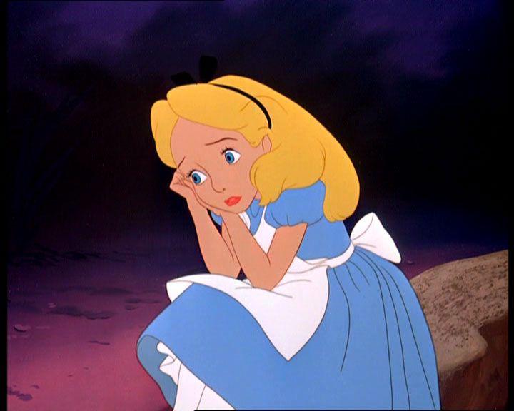 Anatomy of a trailer tim burton s alice in wonderland - Alice in wonderland cartoon pictures ...