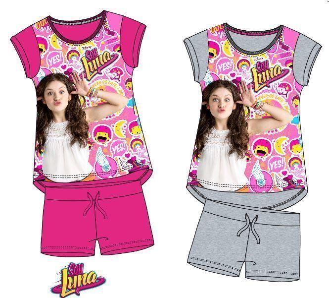 """Pijama """"Soy Luna"""" calidad Premium"""