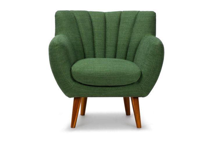 Nana chair, Eves forest green