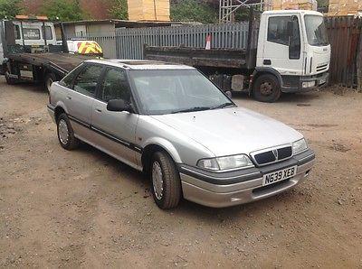 eBay: rover 214si 1995