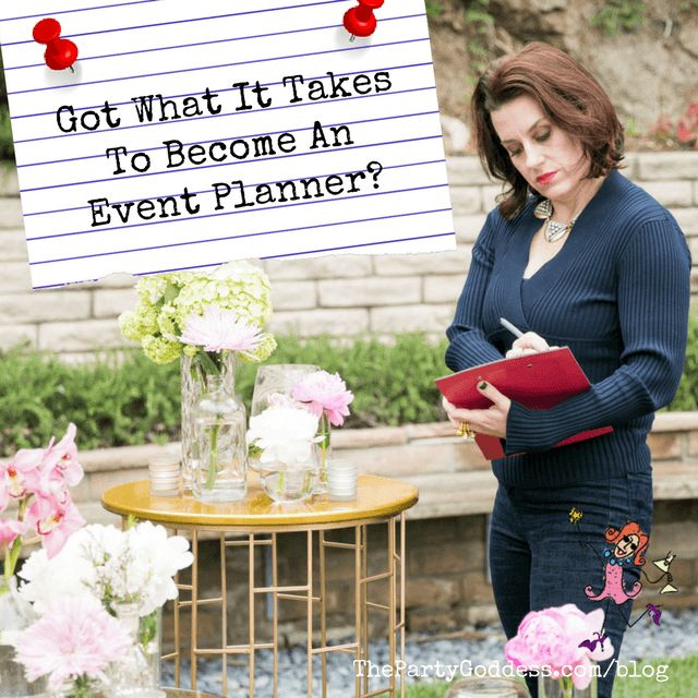 Got What It Takes To Become An Event Planner?