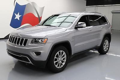 eBay: 2016 Jeep Grand Cherokee 2016 JEEP GRAND CHEROKEE LTD LEATHER REAR CAM 35K MILES #358300 Texas Direct #jeep #jeeplife