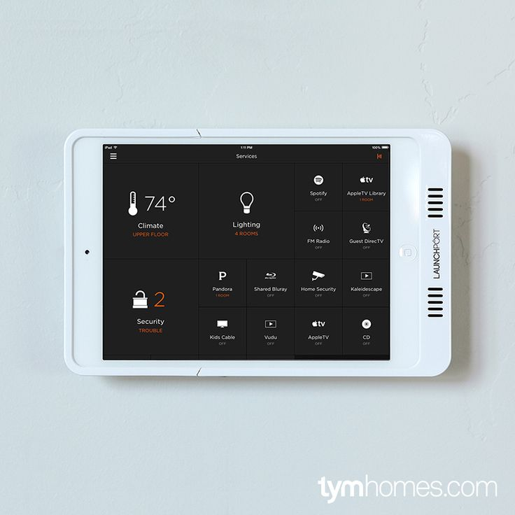 The NEW Savant App for home automation. Control your entire home with a single app. Visit TYMhomes.com for a FREE estimate.