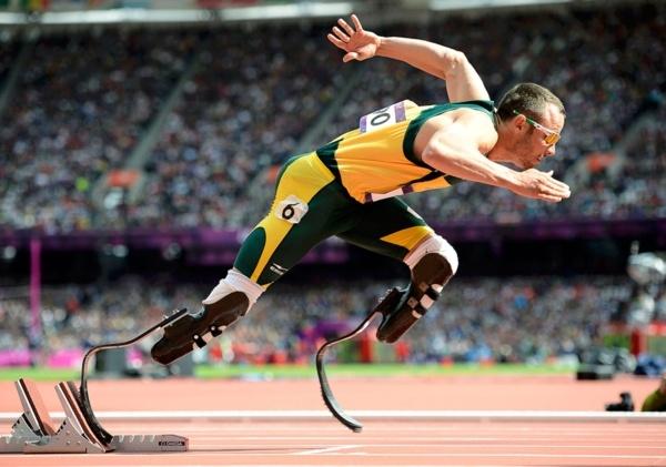 Jogos Olímpicos 2012 - Oscar Pistorius faz história em Londres