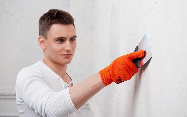 comment réparer fissure mur