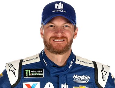 MONSTER ENERGY NASCAR CUP SERIES:     Dale Earnhardt Jr:  No. 88  -  MAKE:  Chevy  -  TEAM:  HENDRICK MOTORSPORTS  -    DATE OF BIRTH: OCT 10, 1974  -    ROOKIE YEAR: 2000  -    Dale Earnhardt Jr. competes full-time in the Monster Energy NASCAR Cup Series for Hendrick Motorsports in addition to owning his own XFINITY Series team, JR Motorsports. A 14-time Most Popular Driver winner, Earnhardt has 26 career wins, including two in the Daytona 500. He also has 24...  MORE...