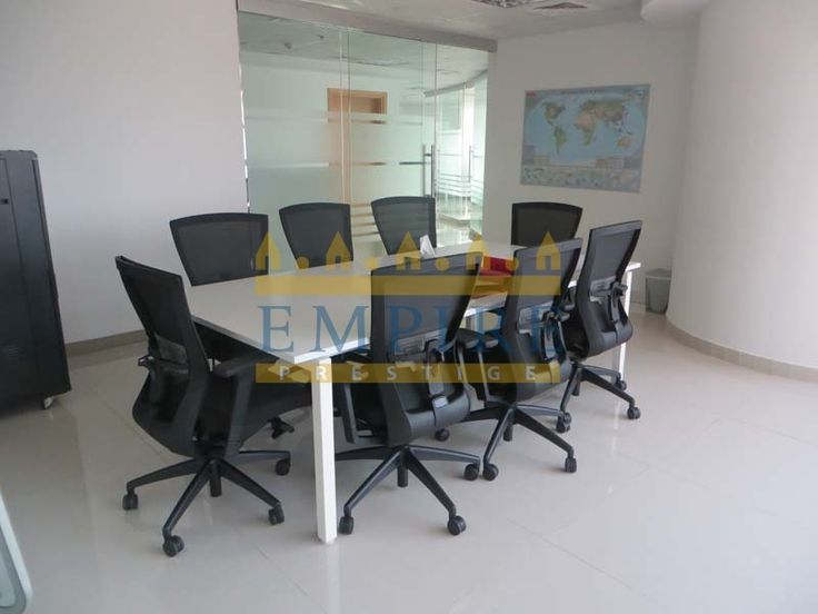 Fully Fitted Office Spaces For Sale in Jumeirah Lakes Towers, Dubai Marina