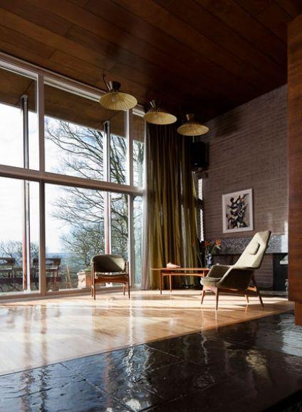 1954 Farnley Hey | Architect Peter Womersley