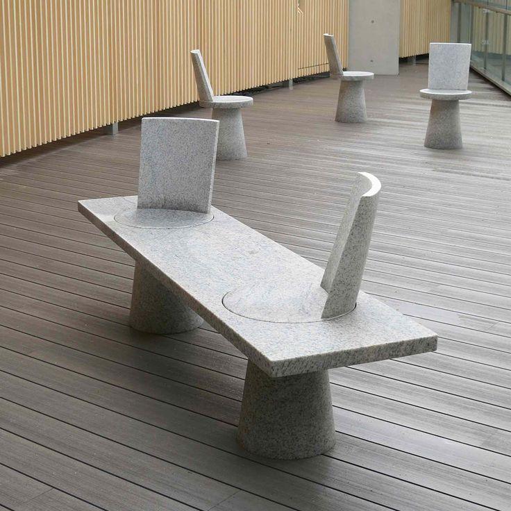 Jasper Morrison | Kamado Shrine Bench