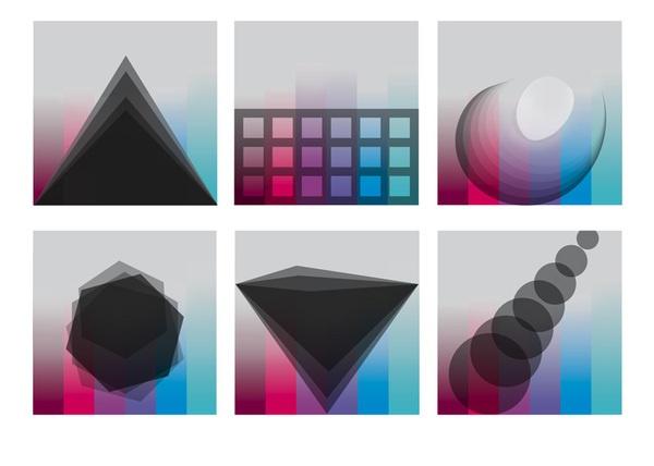 Concept and design of Ballisticka corporate style by Irina Batkova, via Behance