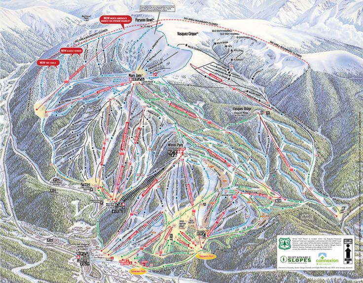 Winter Park Resort Ski Resort - Lift Ticket Deals, Reviews & Snow Reports