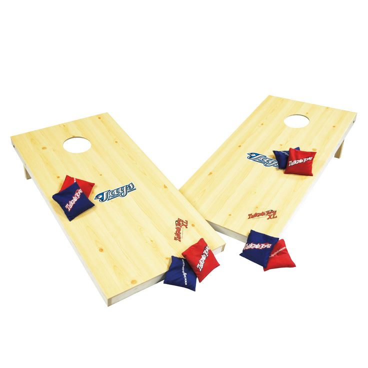 Wild Sports Toronto Blue Jays XL Cornhole Tailgate Toss - $159.99
