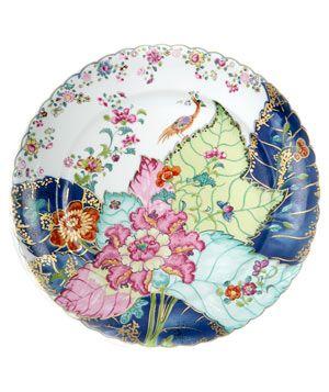 27 Pretty China Patterns Tobacco Leaf: Dinners Plates, China Patterns, Desserts Plates, Color, Leaf Dinnerware, Leaf Patterns, Mottahedeh Tobacco, 22K Gold, Tobacco Leaf
