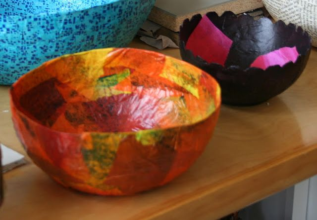 I was trying to organize my photos from some recent paper mache adventures and came across some old pictures from Chicago. I was feeling n...