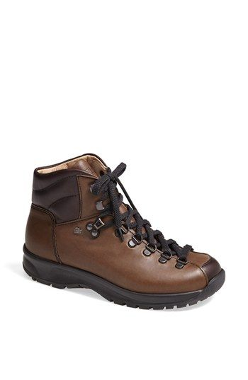 Finn Comfort 'Garmisch' Leather Hiking Boot available at #Nordstrom